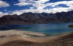Pangong-See in Ladakh (Indien)