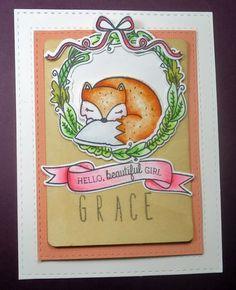 Charmed set from Mama Elephant Cindy Beach stampspaperandink.typepad.com