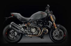 2017 Ducati Monster 1200s