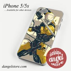 Gray Fox Metal Gear Solid Phone case for iPhone 4/4s/5/5c/5s/6/6 plus Only $10.99