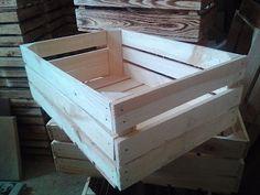 Dřevěná bedýnka/přepravka/bedna/box 60cm