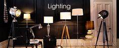 Beautiful lighting from Furniture Village #home #lighting