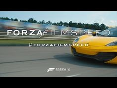 Forza Motorsport 5: FilmSpeed [ESPN TV Commercial] Official Ad - YouTube