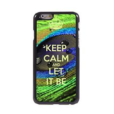 KARJECS iPhone 6 Case Cover Keep Calm and Let It Be Pattern Hard Case Cover Skin for iPhone 6 KARJECS http://www.amazon.com/dp/B013UACW0W/ref=cm_sw_r_pi_dp_06R1vb00ZSYWA