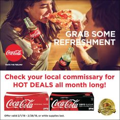 Coca-Cola | Featured Brands | My Military Savings