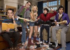 Big Bang Theory... no words to describe how awesome this.