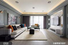 當新古典嫁給現代風! 讓你說願意的 40 坪新婚宅好生活
