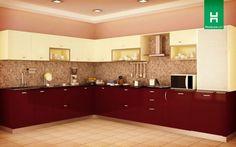 Phoenix Spacious L-Shaped Kitchen