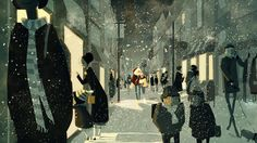 A Night In December by PascalCampion on DeviantArt