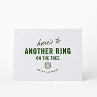 Sideshow Press: Ring on the Tree