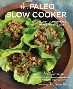 Book Buzz: The Paleo Slow Cooker: Healthy, Gluten-Free Meals the Easy Way