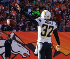 Best of 2012: Touchdowns-Eric Weddle, picking off Peyton Manning at Mile High