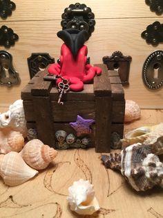A personal favorite from my Etsy shop https://www.etsy.com/listing/264855739/barnacles-captain-kraken-treasure