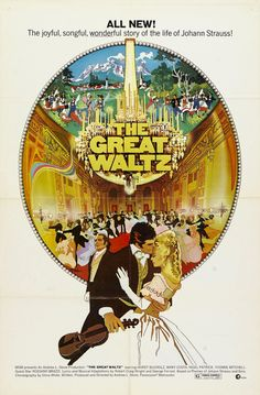 The Great Waltz (1972)Stars: Horst Buchholz, Mary Costa, Nigel Patrick, Yvonne Mitchell, Rossano Brazzi, James Faulkner, Marty Allen, Susan Robinson ~  Director: Andrew L. Stone  (Mary Costa  was Nominated for a  Golden Globe for Most Promising Newcomer - Female in 1973)