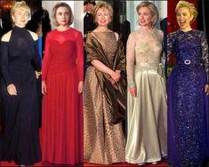 Donna Karan, First Lady Portraits, Sarah Phillips, Golden Dress, Oscar Dresses, American Presidents, Family Events, Bridesmaid Dresses, Wedding Dresses