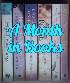A Month in Books - February 2018