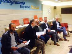 Incontro Territorio-Categorie. Arezzo 20/10/2015