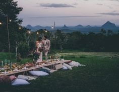 Music Festival Inspired Wedding Ideas http://brides.com/gallery/how-to-throw-a-festival-inspired-wedding