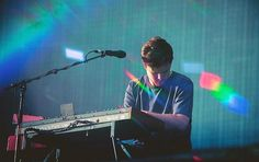 James Blake photo by la_caulie James Blake, Concert, Concerts