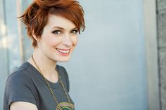 felicia day short hair maybe someday I'll have the nerve to do this