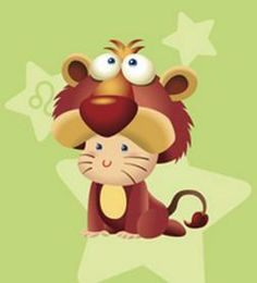 Leo, July 23-August 22  This child is not afraid to be himself and loves to show others how good he is. His vitality makes him the eternal performer who thrives in the spotlight. Energetic and generous, with a deep need for recognition, his creative skills are there to be released into the world. Leo is a loyal friend and champion - whatever he does, he does wholeheartedly.