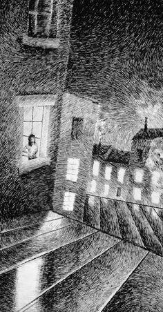 Fingerprint - Waiting by Nicolas Jolly, via Behance