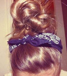 Country girl styled top knot Angle Bob hairstyles 2013 - the sexiest angle bob hairstyles and photos angle bob hair love it long Cute Hair! My Hairstyle, Bun Hairstyles, Pretty Hairstyles, Country Girl Hairstyles, Updo, Hairstyle Ideas, Top Knot, Knot Bun, Love Hair