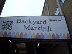 Brick Lane Backyard Market