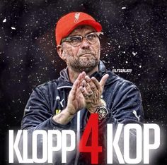 ♠ It has to be Klopp. He has the energy and desire to take on that challenge #LFC #Kloop4KOP #Artwork