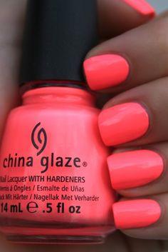 China Glaze Flip Flop Fantasy I have gone thru 2 bottles of this already!!!