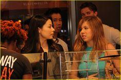 Jennette e Miranda? Continuam amigas.