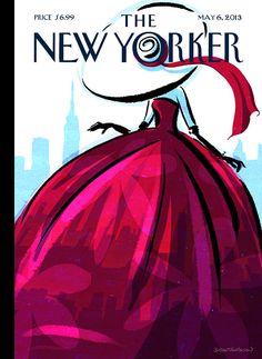 Editorial Full Blown Covers City Flair -- Birgit Schossow