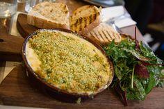Dublin | Heerlike salm-en-skelvis pastei by Avoca