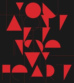 Good Intent Typeface on the Behance Network