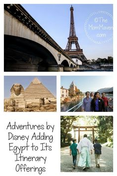 The 2020 Adventures by Disney itinerary lineup includes itineraries around the globe, with vacations on six continents in the growing portfolio. River Cruises In Europe, European River Cruises, Cruise Europe, Free Vacations, Disney Vacations, Family Vacations, All Family, Family Travel, Disney Family