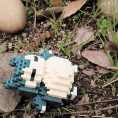 "20 mentions J'aime, 2 commentaires - ゆきまるこ (@kamechan_love) sur Instagram: ""~ポケモン、見つけました(笑)~ #ポケモン#ポケットモンスター#カビゴン#nanoblock#ナノブロック#toy#toys#toysphotography"""