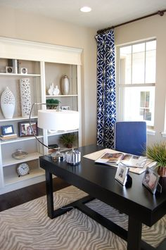 Ways to convert your small bedroom into a gorgeous office.