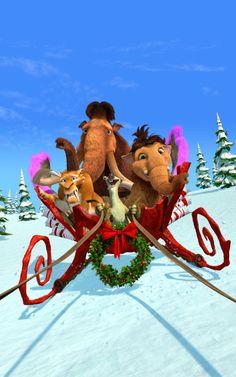 În apropierea Crăciunului, Manny vrea să respecte tradiţia şi îi aduce fetiţei sale o piatră de Crăciun. Aceasta avea menirea de a îl ajuta pe.. Dublat in Romana