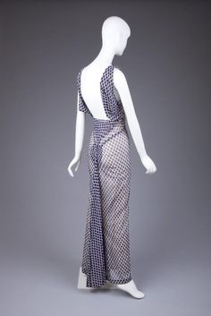Elsa Schiaparelli, 1934    The Goldstein Museum of Design