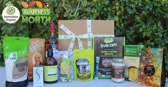 Australian Organic Awareness Month: Win A Gift Pack