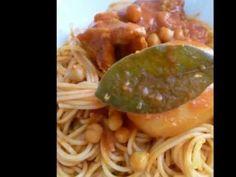 Makrouna Bel Salsla - Pâtes Tunisiennes - Cuisine Tunisienne - YouTube