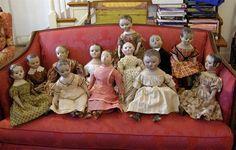 Izannah Walker dolls
