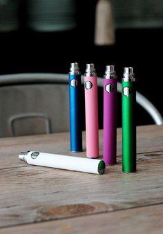 E cigaretter och e juicer från Minecigg. Evod batteri 1100 mah. 140kr. http://www.minecigg.se/collections/batterier/products/evod-batteri-1100mah
