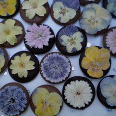 Meadowsweet Flowers | Hand Crystallised Edible Flowers