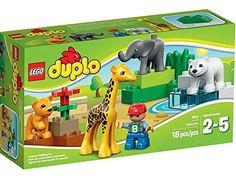 Lego Duplo 4962 - Tierbabys