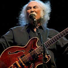 David Crosby 'Stoked' About New Album - Premiere to be released on January 28th. 2014.