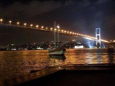 İstanbul, gece daha güzel