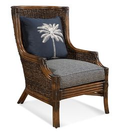 Braxton Culler - 2920-007 Wing Chair