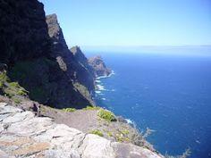 The wild west coast of Gran Canaria!