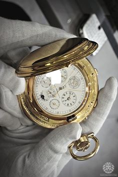 .$6,000,000 Audemars Piguet pocket watch. Read the full article on WatchAnish.com.